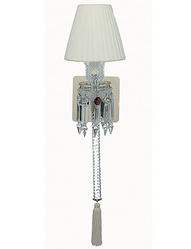 Baccarat Torch Wall Lamp 24 3/8in