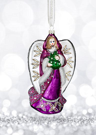 Waterford 2017 Holiday Heirloom Sensations Ava Angel Ornament