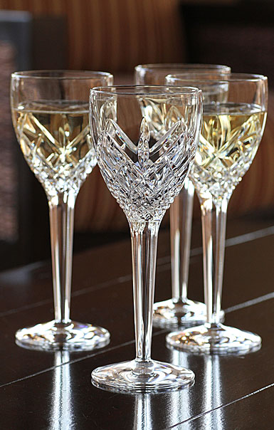 Waterford Emer White Wine, Set of Four