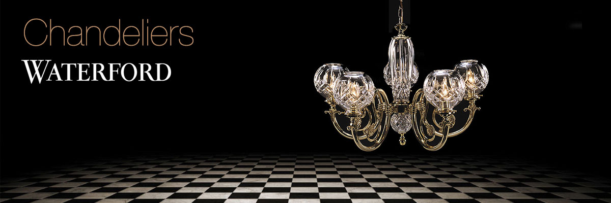 Waterford Crystal Chandelier Collection – Waterford Lismore Chandelier