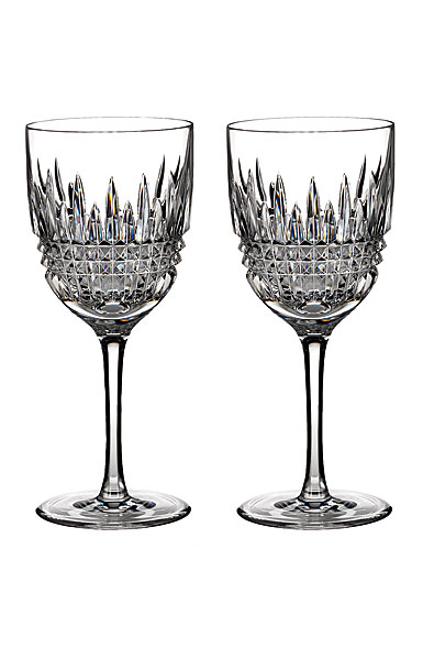 Waterford Lismore Diamond Red Wine