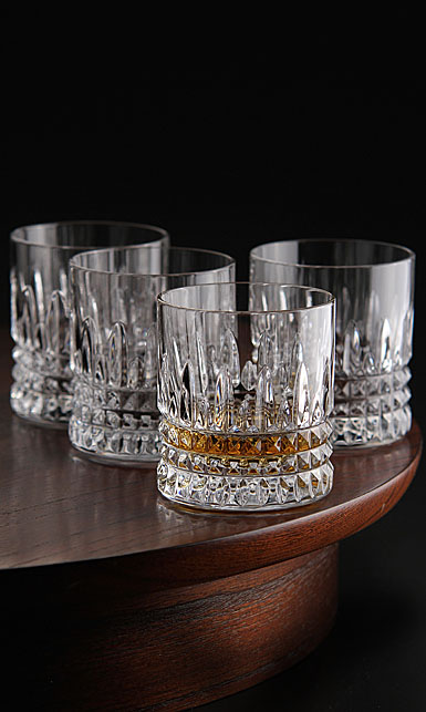 Waterford Lismore Diamond Straight Sided Whiskey Tumbler