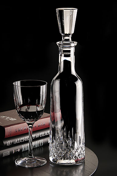 Waterford Lismore Encore Wine Decanter