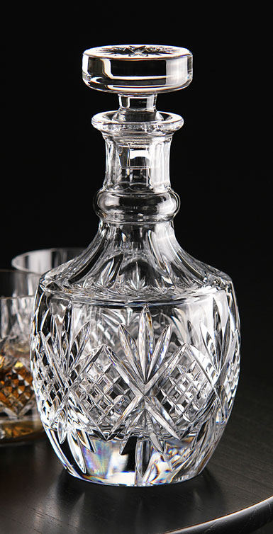 waterford o 39 malley spirit decanter. Black Bedroom Furniture Sets. Home Design Ideas