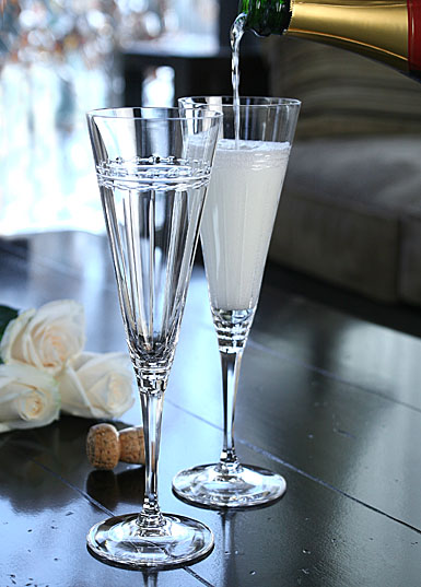 Vera Wang Wedgwood With Love Toasting Flutes, Pair