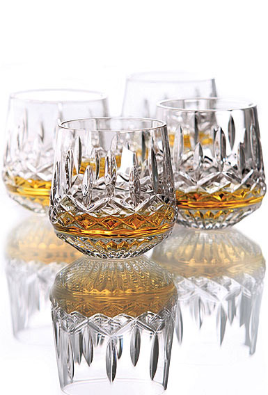 Waterford Lismore Roly Poly Glasses, Set Of 4