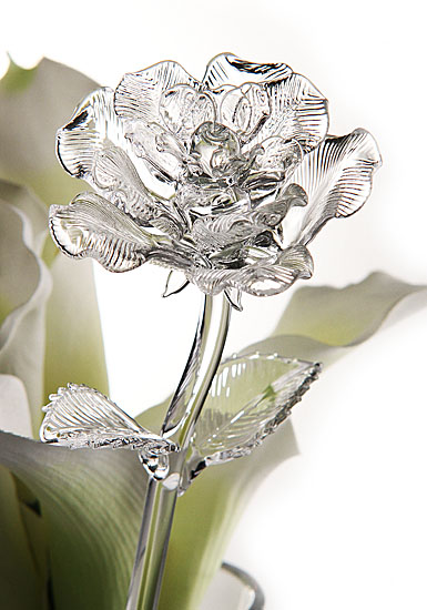 Waterford Crystal Fleurology Flower Rose