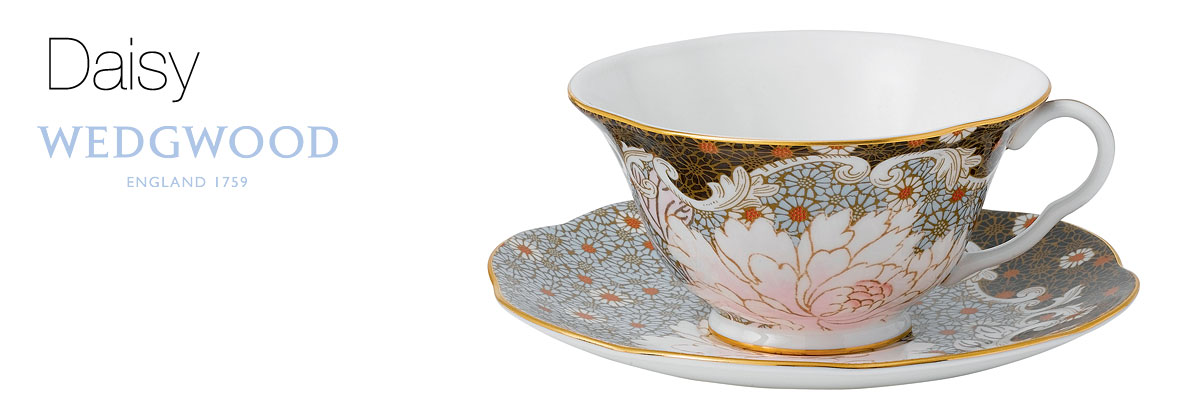 Wedgwood Daisy Collection Crystal Classics