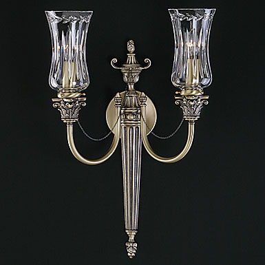 Waterford Whittaker Double Sconce